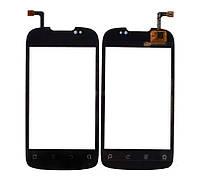 Сенсорное стекло HUAWEI  U8800 8650 черное