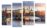 Модульная картина Кремль