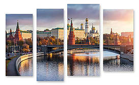 Модульна картина Кремль