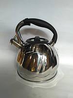 Чайник со свистком Bohmann BH 9999 3л., фото 1
