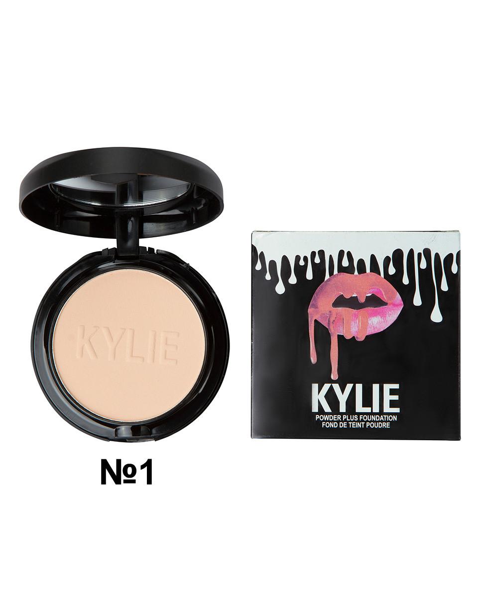 022| Пудра для лица Kylie ( Палитра А - 1,3,5 ) Черная