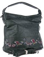 Женская сумка 1077 green Little Pigeon Женские сумки, сумки оптом недорого купить в Одессе