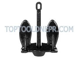 Якір для човна navy anchor PE 15 lbs/6,8 кг.