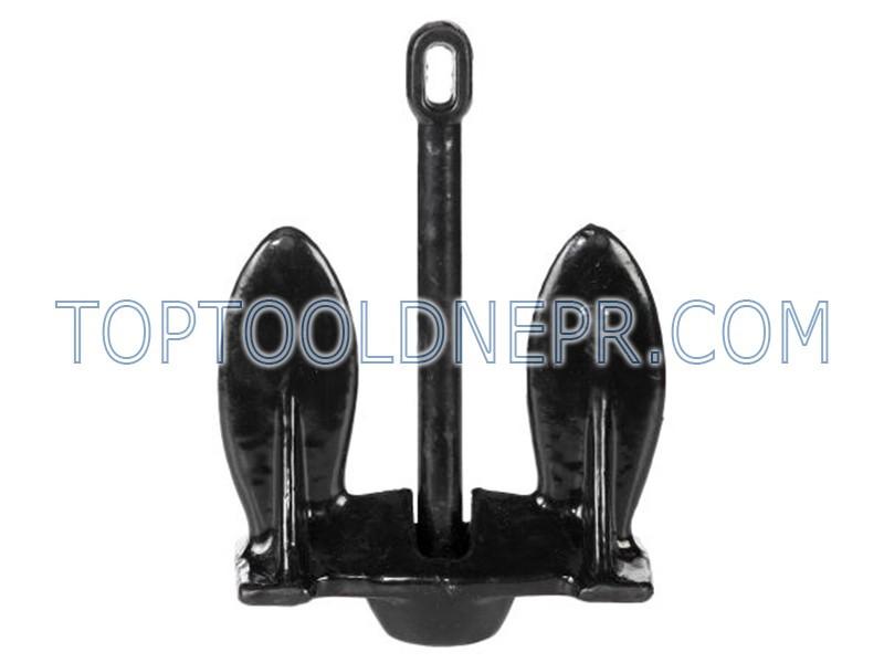 Якорь для лодки navyanchorPE 28 lbs/12.7кг
