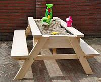 Стол - песочница