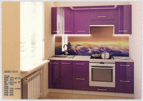 Кухонный гарнитур Фреш