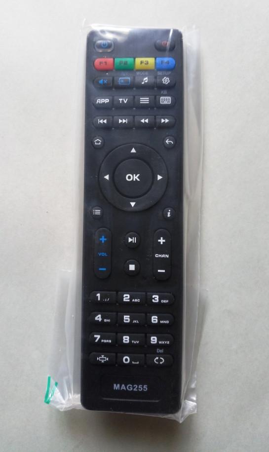 Пульт ДУ для IPTV Mag 255, Aura HD (улучшенного качества)