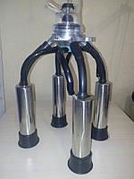Доильная аппаратура с нержавеющими стаканами