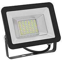 """Светодиодный прожектор LED 20W 6400K HOROZ """"PUMA-20""""П"""