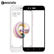 Защитное стекло Mocolo Full сover для Xiaomi Mi 5X A1 черный