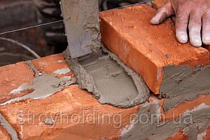 Раствор цементный М-100