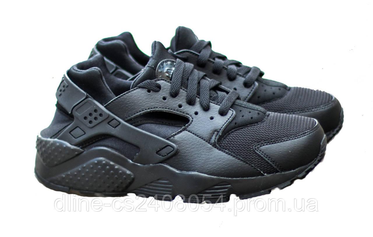 Nike Huarache Black Mono