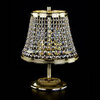 Хрустальная настольная лампа KLOTYLDA dia. 250 TL ArtGlass