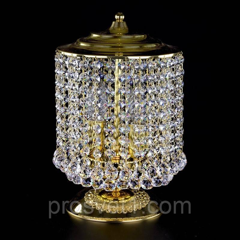 Хрустальная настольная лампа MARRYLIN II. TL ArtGlass