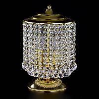 Хрустальная настольная лампа MARRYLIN II. TL ArtGlass, фото 1