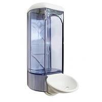 Дозатор жидкого мыла локтевой Mar Plast ACQUALBA (630)
