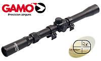 Оптический прицел GAMO 3-7x20 + Кронштейн