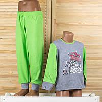 Детская пижама на девочку Турция. Moral 05-1 6/7. Размер на 6/7 лет.