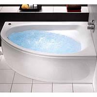 Ванна Kolo SPRING асимметричная 160*100 см, правая, с ножками