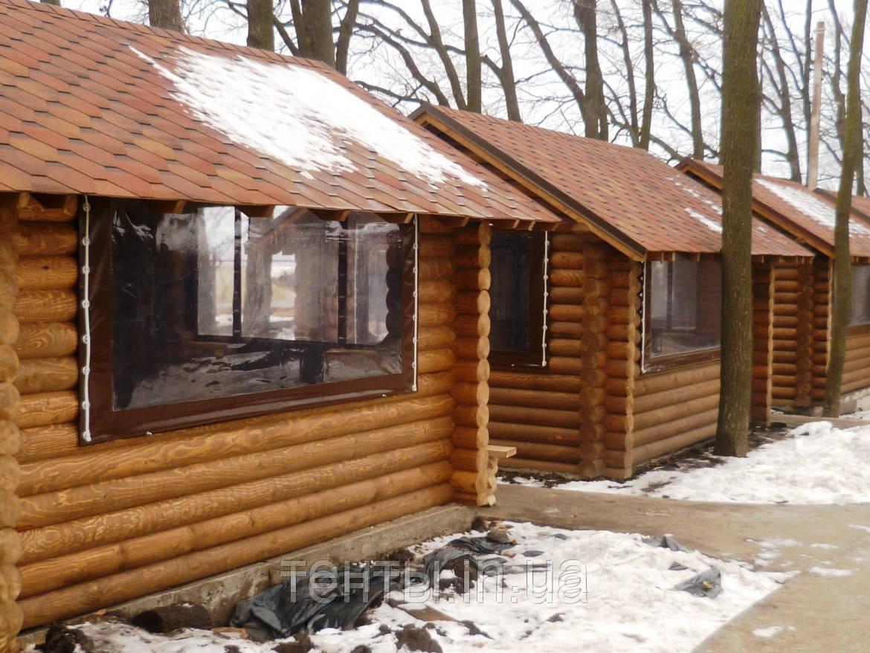 Утепление срубов, деревянных строений