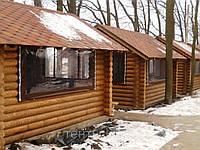 Утепление срубов, деревянных строений, фото 1