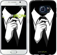 "Чехол на Samsung Galaxy S6 G920 Галстук ""2975c-80-4074"""