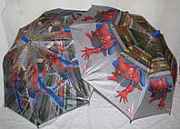 Зонт детский Человек-паук от 3 до 6 лет
