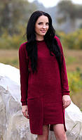 Платье ангоровое на осень