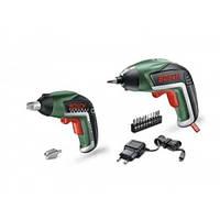 Набор аккумуляторных отверток Bosch IXO V Family Set