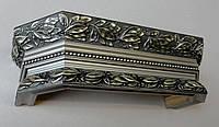 Карниз для штор под серебро - 3
