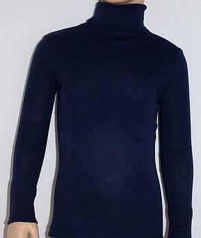 Гольф - водолазка унисекс.Цвет:белый,синий,серый,черный, фото 2