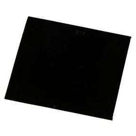 Стекло cветофильтр DIN9-13, 52х102 мм (Темное)