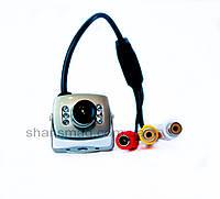 Камера видеонаблюдения CCTV 203C(корпусная)
