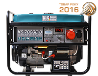 Генератор Konner&Sohnen KS 7000E-3