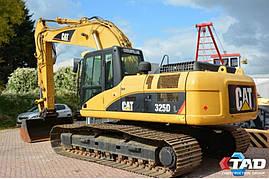 Гусеничный экскаватор Caterpillar 325DL (2006 г), фото 3