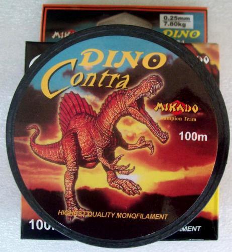 """Ліска """"DINO Contra"""" 0,45 мм (100 метрів)"""