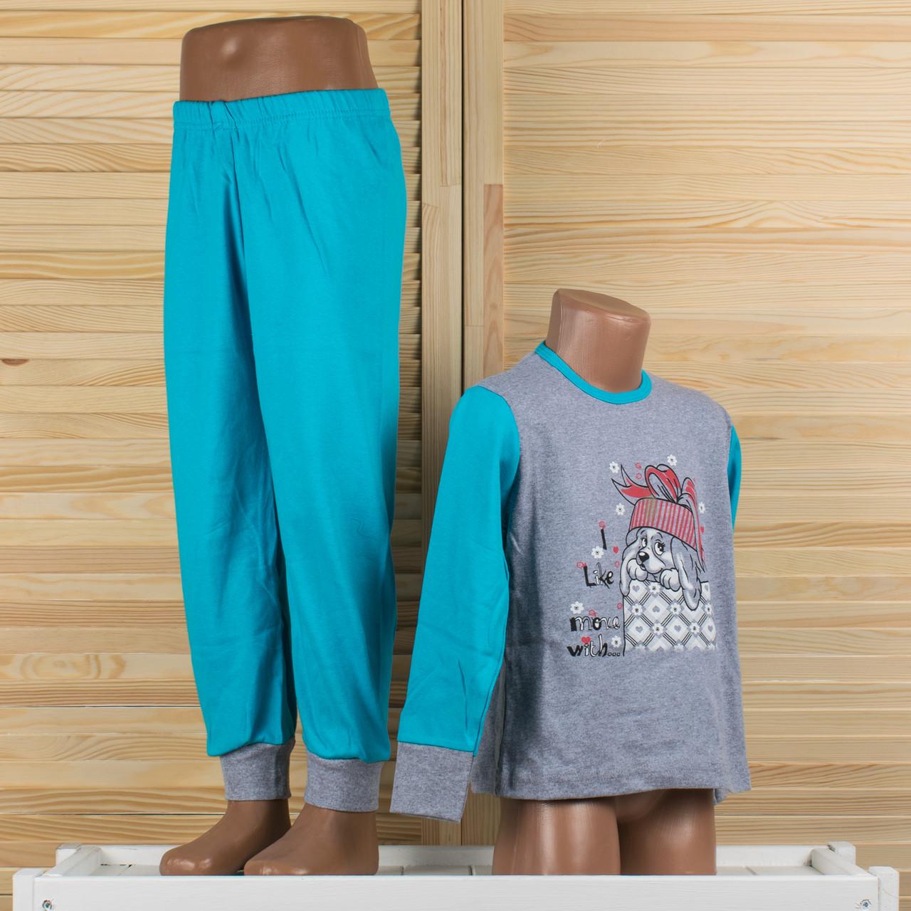 Детская пижама на девочку Турция. Moral 05-2 4/5. Размер на 4/5 лет.