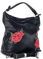 Женская сумка 7028 black Little Pigeon Женские сумки, сумки оптом недорого купить в Одессе