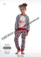 Пижама для девочки  GNP 017/001 * (146-158 р.)(ELLEN). Новинка осень-зима 2018