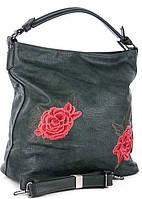 Женская сумка 7028 green Little Pigeon Женские сумки, сумки оптом недорого купить в Одессе