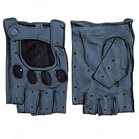 Сенсорные кожаные перчатки женские ПМ1333