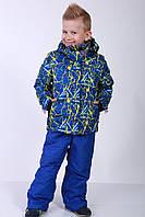 Комплект зимний на мальчика: куртка и полукомбинезон. Лучше, чем Lenne по характеристикам