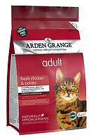 Корм для кошек беззерновой Arden Grange Adult Chicken Potato