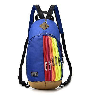 Мини Рюкзак Rainbow - Синий, фото 2