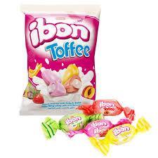 Цукерки IBON TOFFEE MIX