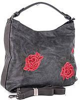 Женская сумка 8830 grey Little Pigeon Женские сумки, сумки оптом недорого купить в Одессе