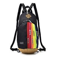 Мини Рюкзак Rainbow - Черный