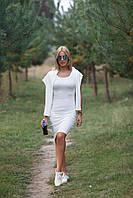 Костюм двойка ( кофта + платье) нарядный