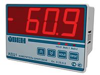 ИДЦ1. Измеритель цифровой одноканальный