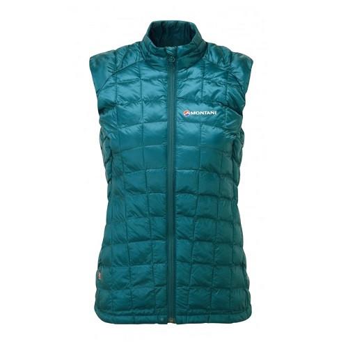 Жилет Montane Fem Hi-Q Luxe Vest